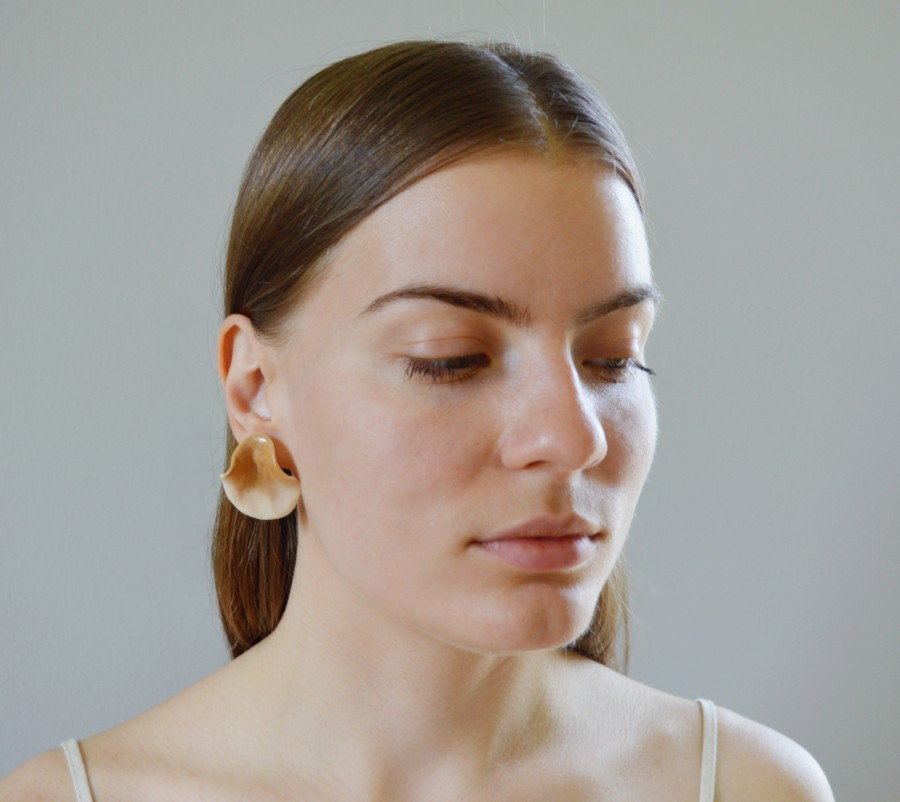 Earrings 'Dunes'